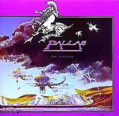 Pallas: The Sentinel, febrero Progressive Rock, Album Covers, Magenta, Albums, Art, Musica, Art Background, Kunst, Performing Arts