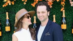 Keri Russell and Matthew Rhys Look So In Love at Veuve Clicquot Polo Classic