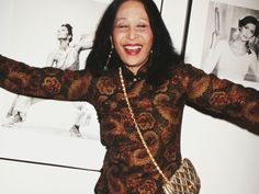 Remembering Fashion Icon & Muse China Machado
