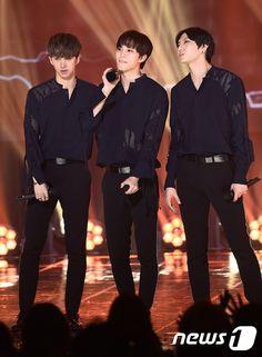Vixx ~ Ken, Hongbin & Leo