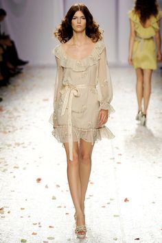 Luisa Beccaria Ready To Wear Spring 2009