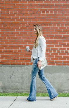 Falling for Flares www.rosecitystyleguide.com