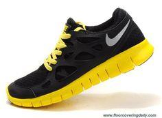 nike free run 2 all black for sale