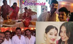 Vikram's Daughter Engaged