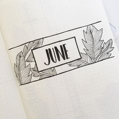 "R O C K T H I S J O U R И A L on Instagram: ""How is it already June tomorrow? It means it's my last month in this journal. Can't wait to start a new one. Pretty excited to make a…"""