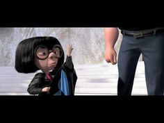 Edna Mode - I never look back it distracts from the now!