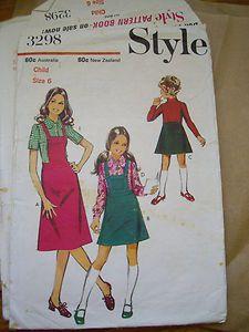 retro vintage dress pattern Lot | eBay
