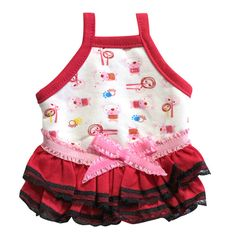 Guinea Pig Dress (Comical Bear RB), $17.50