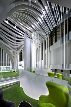 Sales & Exhibition Centre of ZhongShan by Mission & Associates