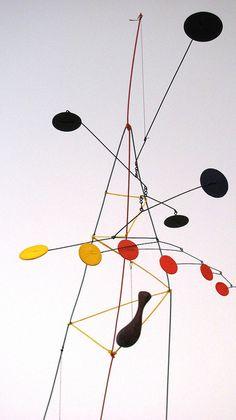 wish! — eparis: Alexander Calder by rocor on Flickr.