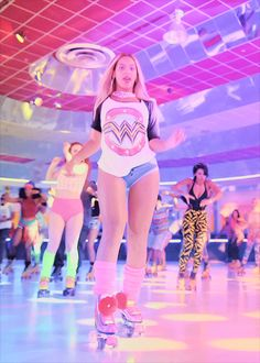 Beyonce knows how to roller skate, do you? Find your inner Sasha Fierce. Join Roller Derby!