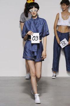 Adam Selman Spring/Summer 2015 Ready-To-Wear Collection   British Vogue