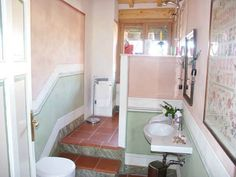 Holiday Home Marilella in Lucca (Tuscany) : bath room