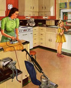 I don't understand why women today think that homemaking is beneath them, that they need a career outside the home. I'd much rather spend my time taking care of my home and family than pursuing the glass ceiling in corporate America. Just sayin'.