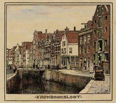 kromboomsloot Amsterdam