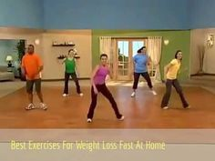 Best Zumba For Weight Loss Fast At Home... - YouTube