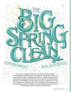 Cover – Fabric March '15 - Luke Lucas – Typographer | Graphic Designer | Art Director