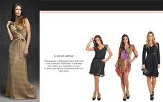 à moda grega