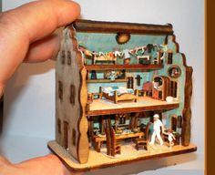 Casa in miniatura