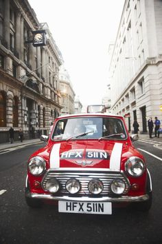 The iconic Mini is 53 today! ...