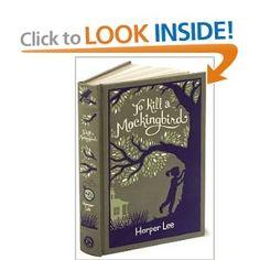 To Kill a Mockingbird (Barnes & Noble Leatherbound Classics)