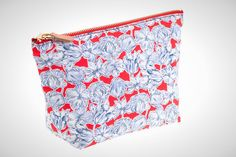 Tulip Floral Zip Pouch | 20 Fresh Floral Accessories