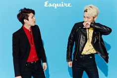 To Heart - Esquire Magazine April Issue '14