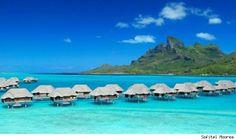 Foto's - Sofitel Moorea Beach Resort - Moorea - Frans Polynesie - VIP AANBIEDINGEN - Executive VIP Travel, Exclusieve Reizen