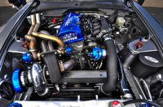 Figured out new turbo set up lol