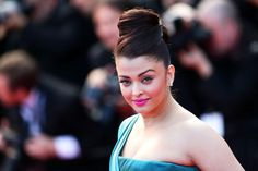 Aishwarya Rai Bachchan at the premiere of 'Cleopatra' at the Cannes..
