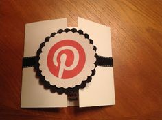 Pinterest party invite!