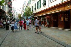 Compras em Gibraltar - Viagem com Sabor