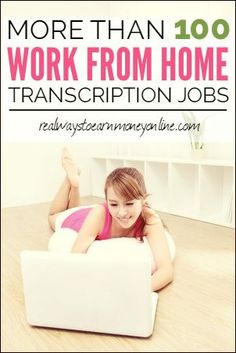Want to do work at home transcription? Here's a massive list of more than 100 companies that regularly hire for it -- many of which will accept beginners.