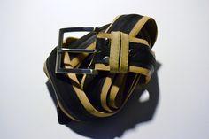 Cintura con Copertone di Bicicletta  Riciclato di ReCycledBelt, €25,00