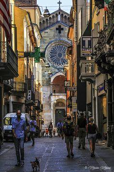 PIACENZA - Via XX Settembre (Strä dritta) ® Massimo Mazzoni www.facebook.com/lefotografiedimassimo