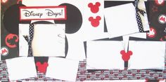 Disney Days! Available at www.my2scrappychicks.com