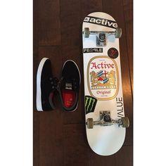 Instagram #skateboarding photo by @brvndonle - @emerica x @activetustin. Support your local skate shop: SkateboardCity.co