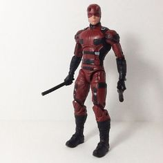 Netflix Daredevil Custom Action Figure