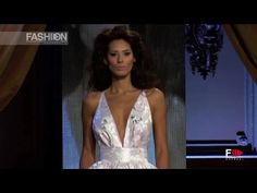 GIADA CURTI Full Show ALTA ROMA HAUTE COUTURE Spring Summer 2015 by Fash...