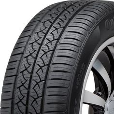 Continental TrueContact AllSeason Radial Tire  23560R18 103H *** Click image to review more details. (This is an affiliate link) #carwheels