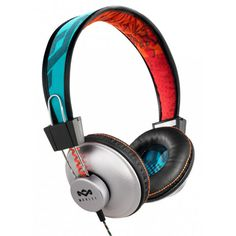 House of Marley Positive vibration headphones - my preferred weapon of choice to assault my ears!