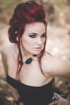 HMUA: @mariese06   Jewelry: Parklane  model: Sarah Eckert