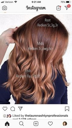 Brown Blonde Hair, Dark Hair, Thick Hair, Hair Color Formulas, Redken Color Formulas, Redken Hair Color, Home Hair Salons, Redken Hair Products, Hair Color Techniques