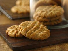 Betty Crocker recipe Peanut Butter Cookies