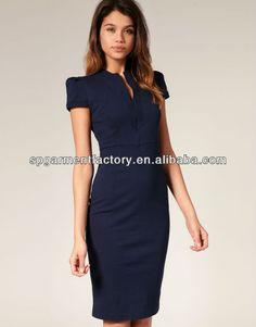 sexy robe crayon avec zip détail-image-Jupe extra large-Id du produit:696053817-french.alibaba.com