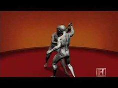 Human Weapon - Krav Maga - Bursting - YouTube