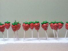 strawberries anyone?