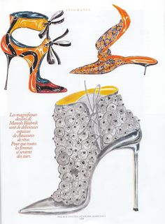 Manolo Sketches