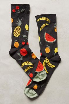 Follow Viral Pinterest: https://www.pinterest.com/lyndanna/pinterest  Fruit Salad Crew Socks - #socks ..........Follow Fashion Socks: https://www.pinterest.com/lyndanna/fashion-socks/