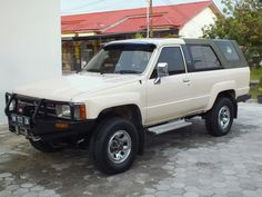 Toyota Hilux Surf 98